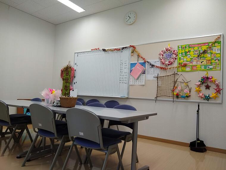 ボランティア室(対面朗読室)